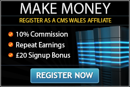 Earn Money as a CMS Wales Affiliate