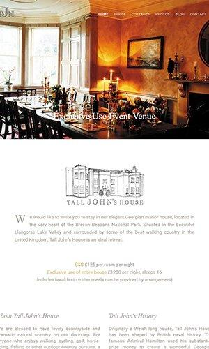 Case Study: Tall John's House