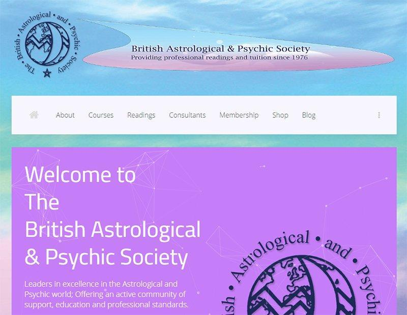 British Astrological & Psychic Society