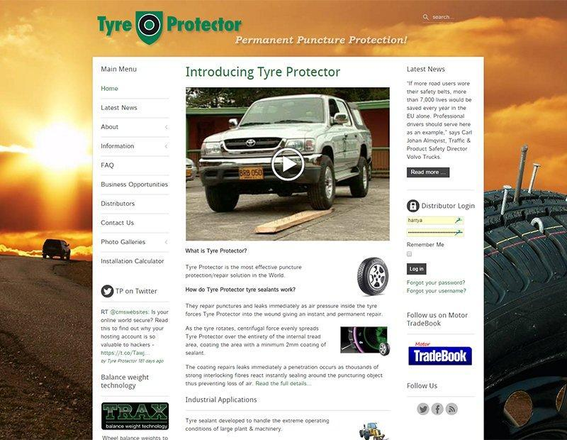 Tyre Protector